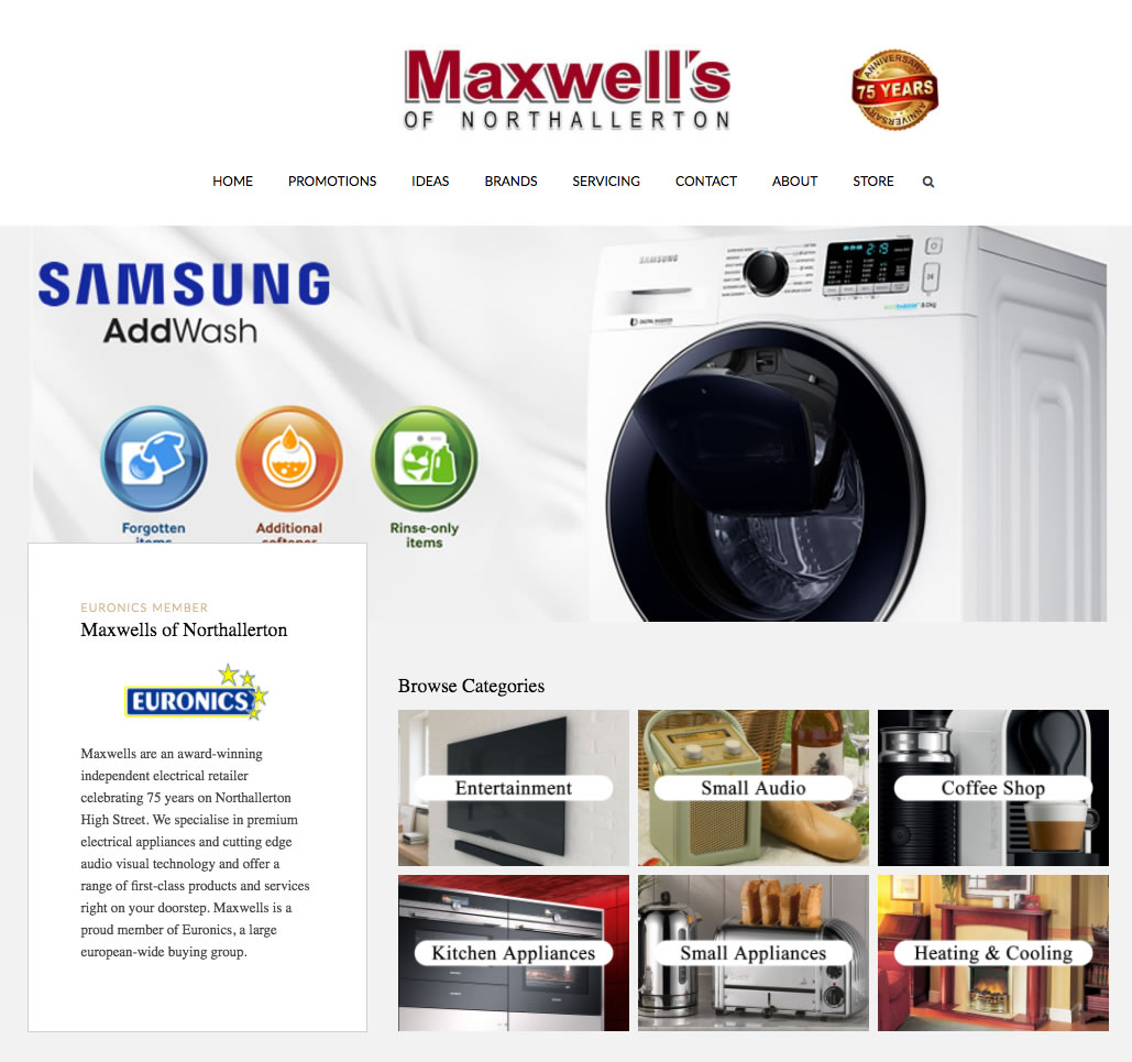 Maxwells Electrical Northallerton